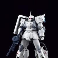 《HGUC MS-06R-1A 松永真专用高机动扎古II by ken16w》