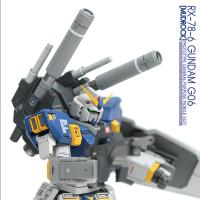 《HGUC RX-78-6 高达6号机 by roopy76》1月24日