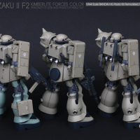 《HGUC MS-06F2 扎古F2 by ROOPY》11月2日