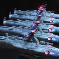 《宇宙战舰大和号2202 1/1000 无畏级战舰 by DO楽DO》7月8日