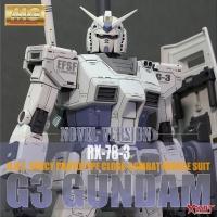 《MG RX-78-2/3/CA 高达 by yu-suke》6月23日