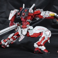 《HiRM MBF-P02 红色异端高达 by takachan0205》12月16日