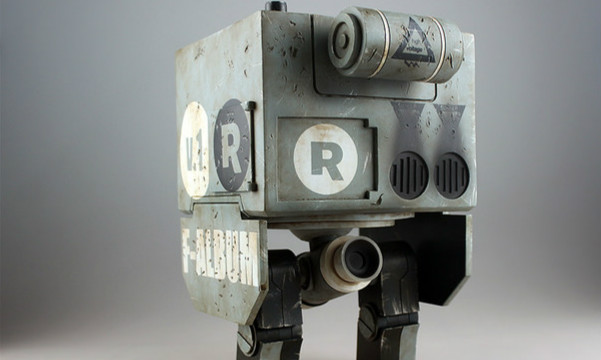 threeA – WWR【MIGHTY SQUARE】World War Robot 超级大方块乱斗