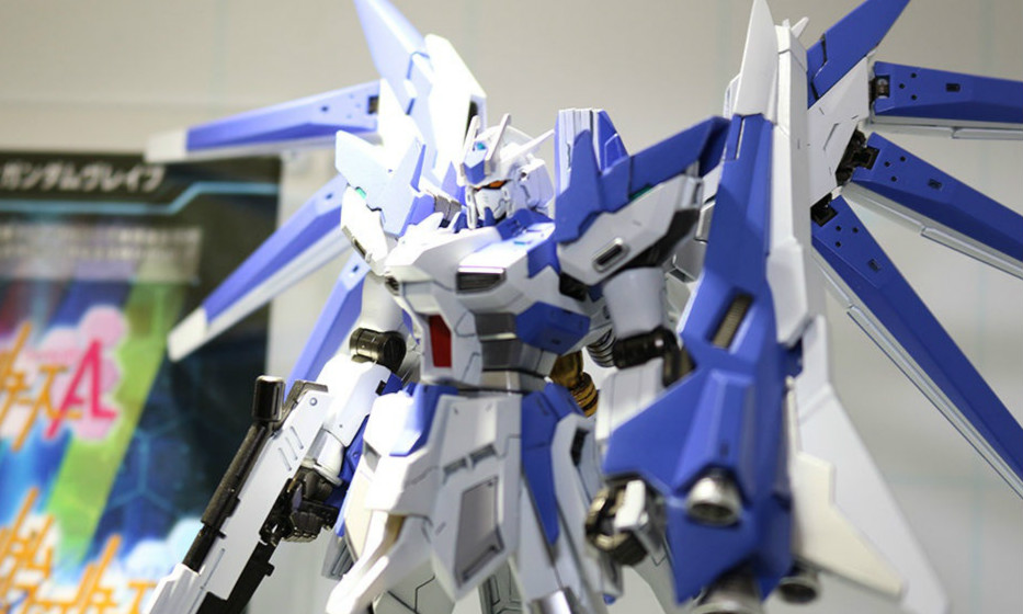 【GUNDAM EXPO 2014】高清速报——GUNDAM BUILD FIGHTER 系列