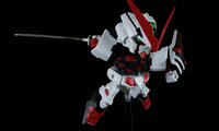 XiaoT官方评测 万代 SD BB EX-STANDARD 008 Astray Red Frame 红异端