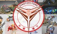 模型爱好者年度盛会!奥林匹克静态模型线上联赛(OML2017)公告