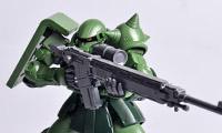 【小T官评】HG MS-06C扎古2 type C/C5