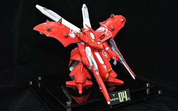 G-System 1/100 夜鶯 全手辦模型,全噴塗上色完成品!