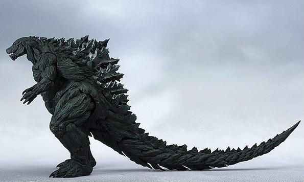 万代 S.H.MonsterArts《GODZILLA 怪兽惑星》哥斯拉2017 -初回生产限定版-