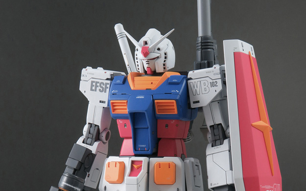 MG RX-78-2 高达 Ver.GTO by GP FREAK