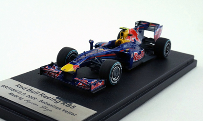 【G16】【1/43 Tameo Red Bull RB5】进度100% 最后更新11.7