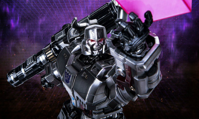 Imaginarium Art Transformers: Legacy of Cybertron 威震天 全身雕像作品