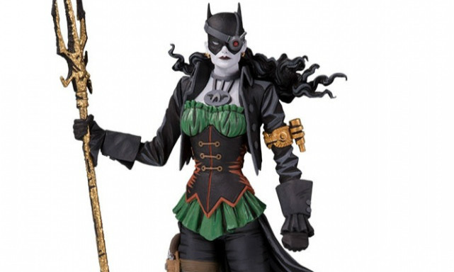 DC Collectibles《Dark Nights: Metal》蝙蝠侠-溺毙者 全身雕像作品