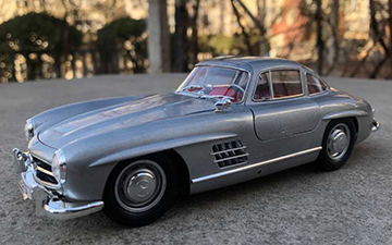 TAMIYA田宫 1:24 奔驰 Mercedes Benz 300SL