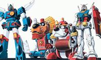《超级高达之父大河原邦男·日系机甲设计大展》上海站开票!寻找经典机甲设计的原点!
