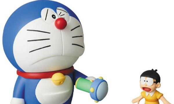 MEDICOM TOY UDF 系列《哆啦A梦》「藤子・F・不二雄作品」第14弹