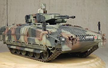 现代德军美洲狮步兵战车HB